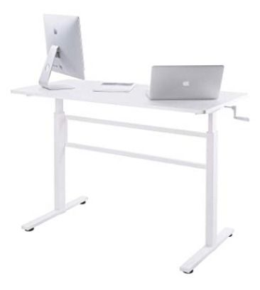 Pin By Cindi Goodeaux On Diy Writing Office Ideas Standing Desk Adjustable Height Standing Desk Desk