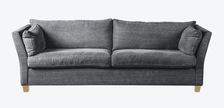Balder 3 Seter Sofa Home Cottage Hjornesofa Sofa Ryggputer