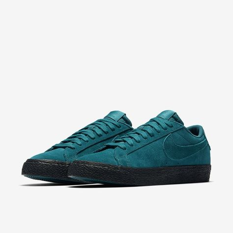 more photos 12648 d62f4 Nike SB Blazer Zoom Low Skateschoen heren