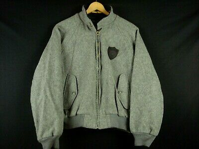 Ad(eBay Url) Polo Ralph Lauren Melton Wool Sports Jacket sz