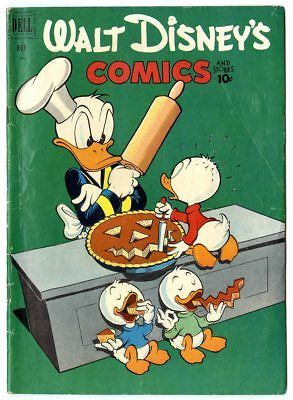 Walt Disney S Comics Stories 134 G 2 0 1st App Beagle Boys