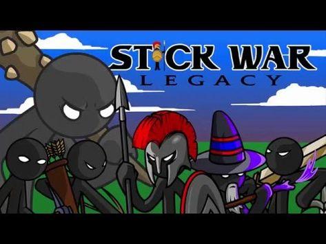 Stick War Legacy Mod Apk V1 11 152 Unlimited Money Gems Hack In