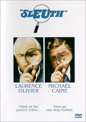 Sleuth 1972 (Micheal Cain and Sir Laurence Olivier) Filmed Entirely at Athelhampton