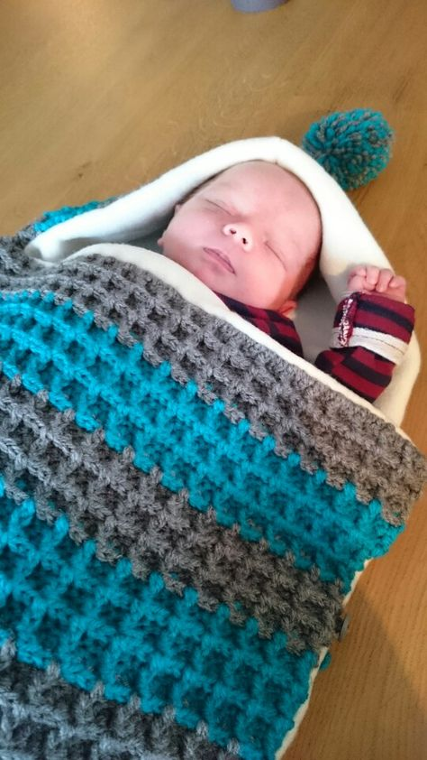 Baby Trappelzak Breien Haken