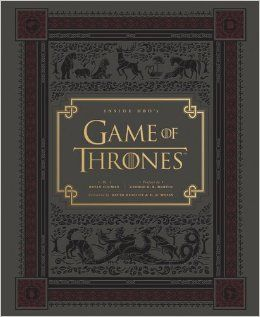 Inside HBO's Game of Thrones by Bryan Cogman, George R. R. Martin, David Benioff, D. B. Weiss:  $40.00 HBO's Game of Thrones reigns as cable's highest-rated series. This official companion book gives fans new ways to enter this fictional world and discover more about the beloved (and reviled) characters and the electrifying plotlines.