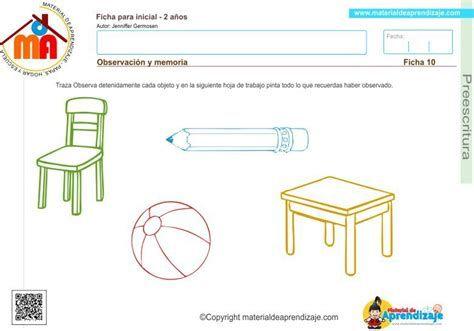 Preescritura Fichas Para Niños De 4 Años Material De Fichas Aprendizaje Actividades De Aprendizaje Del Niño