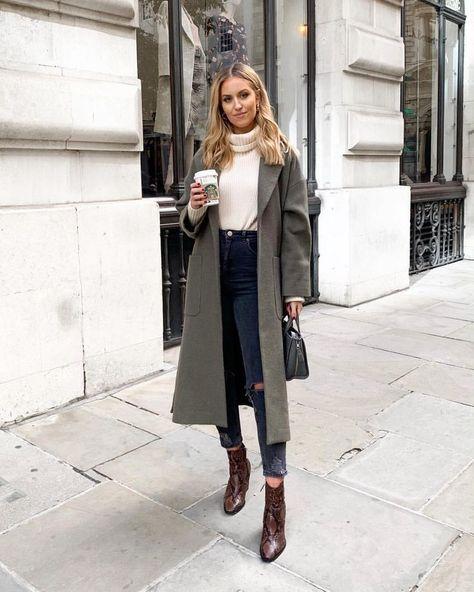 18 looks de inverno com calça jeans: para inspirar e copiar sem medo 18 winter looks with jeans: to inspire and copy without fear