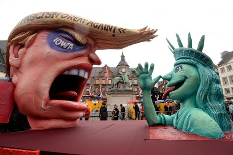 Why the U.S. election is terrifying to this