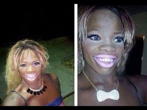 Hideous Makeup Fails!