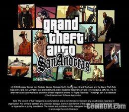 Grand Theft Auto San Andreas Rom Iso Baixar Para Sony