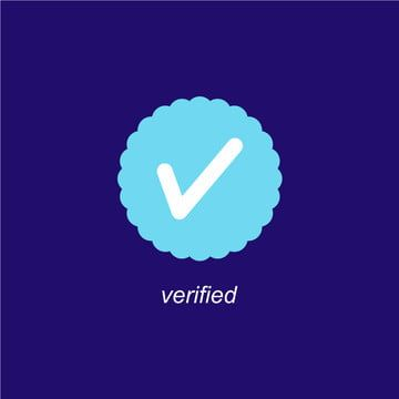 Verified Icon Logo Vector Design Illustration Logo Icons Verified Icons Verified Png And Vector With Transparent Background For Free Download In 2020 Vector Logo Instagram Logo Photo Sharing App