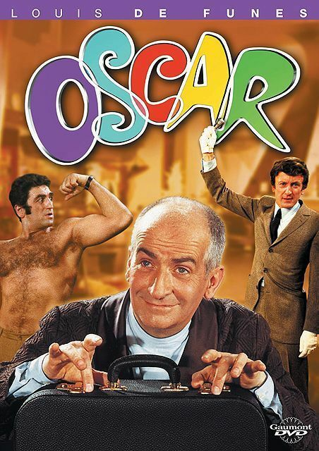 Oscar Louis De Funes En Tres Bon Etat De Funes Louis De Funes Oscar Film