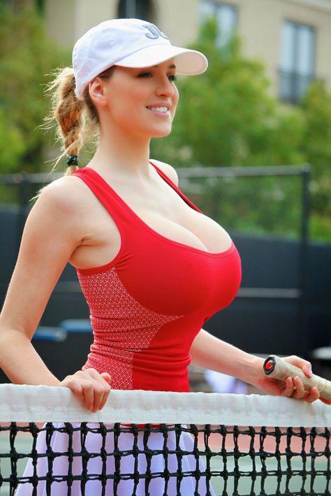 Big tits in sports 4 актрисы