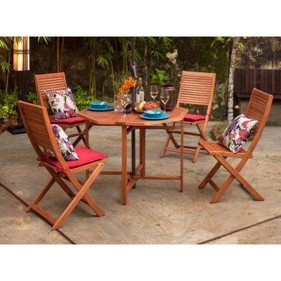 Scaun Stivuibil Yttrup Alu Fsc Textiline Jysk Patio Dining Set Wood Patio Outdoor Dining Set