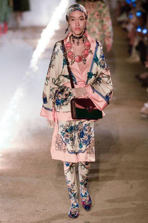 Gucci Fashion Show show trends activation