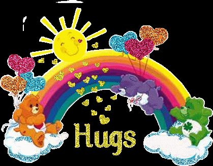 Being Nice Photo Care Bear Hugs Welcome Images Hug Pictures Animated Images