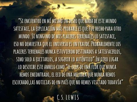 List Of Pinterest Cs Lewis Frases Español Pictures Pinterest Cs