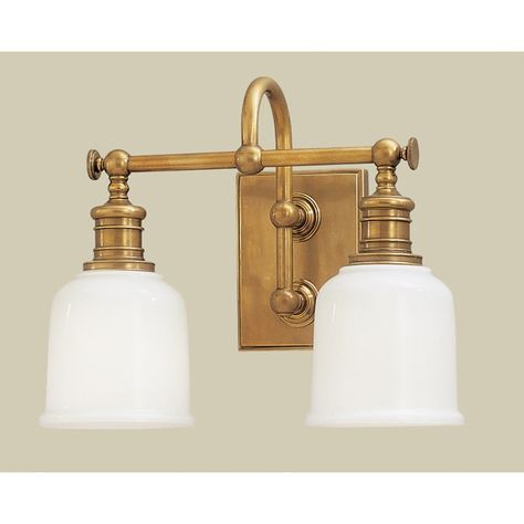 Hudson Valley Lighting Keswick 2 Light Vanity
