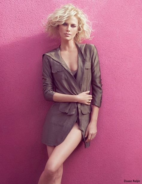 Charlize Theron | Great hairstyles | Pinterest | Charlize theron ...