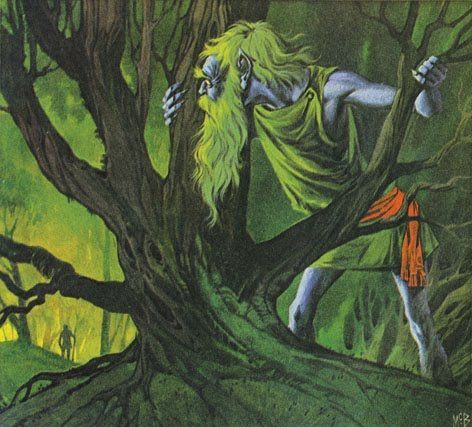 Image result for slavic mythology leshy