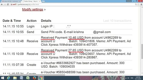 Ad Click Xpress Proof Of Withdrawal   Create A Voucher  Create A Voucher