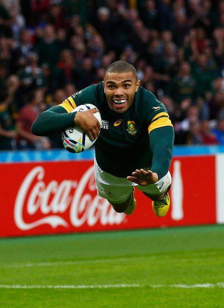 Brilliant Bryan Habana scores again for South Africa
