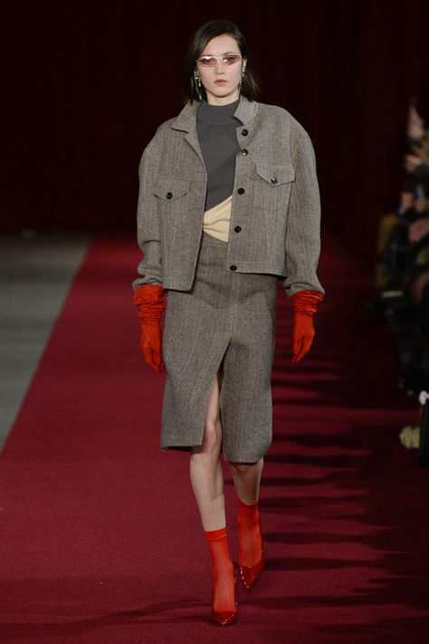 Calvin Luo Fall 2018 Ready-to-Wear Collection - Vogue