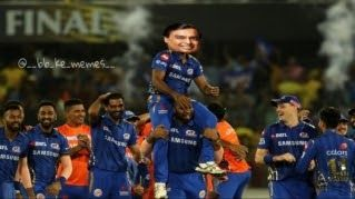 28 Funny Memes Ipl 2019 Funniest Memes After Mumbai Indians Wins Ipl 2019 For Fourth 20 Best Ipl Auction 2019 Memes Tami In 2020 Funny Memes Memes Tamil Funny Memes