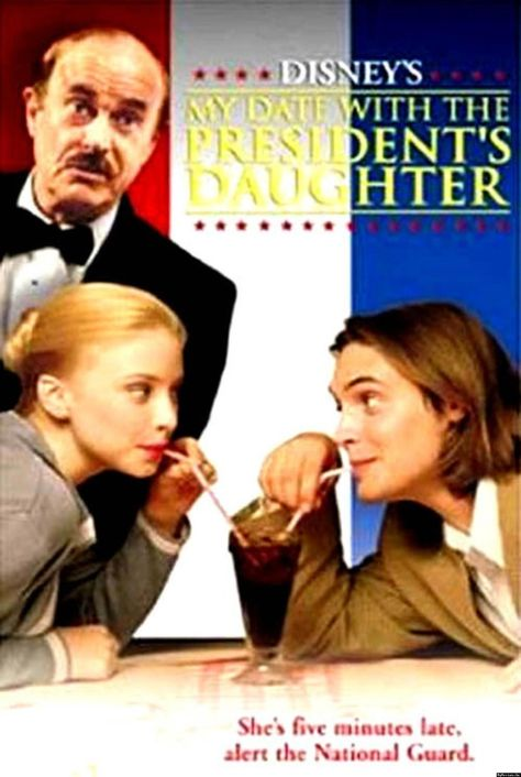 Best movie ... My Date with the President's Daughter