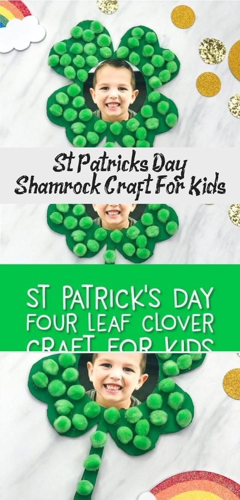 St. Patricks Children's Crafts | Make this easy photographic craft of clover give M ..., #Children39s #clover #Craft #crafts #easy #funSt.PatricksDayActivites #Give #Patricks #photographic #St.PatricksDayActivitesclassroom #St.PatricksDayActivitesforadults #St.PatricksDayActivitesforkids #St.PatricksDayActivitesforpreschoolers #St.PatricksDayActivitesforseniors...
