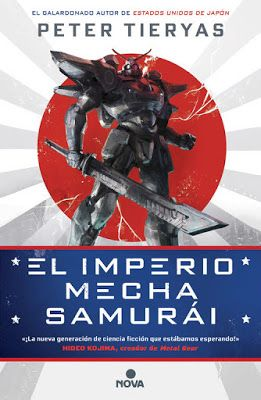 Es Hora De Conocer El Poder De El Imperio Mecha Samurai Samurai Audio Books Empire