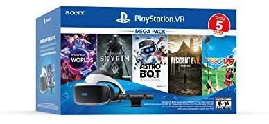 Playstation Vr Bundle Five Game Pack Playstation Vr Sony Playstation Vr Playstation