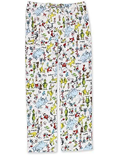 Seuss Grinch Cat in The Hat Infant Toddler Footless Sleeper Pajamas Dr