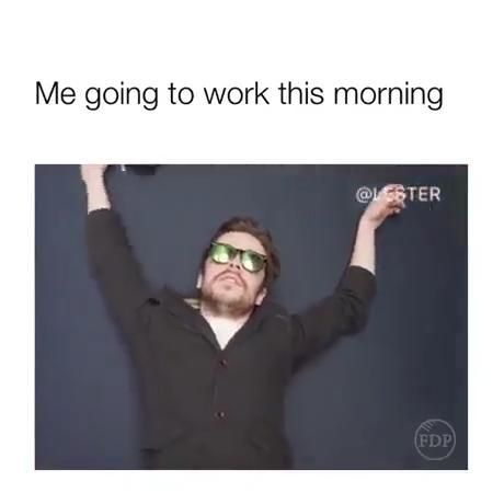 Actual Footage Of Me On A Monday Morning In 2020 Really Funny Memes Really Funny Funny Laugh