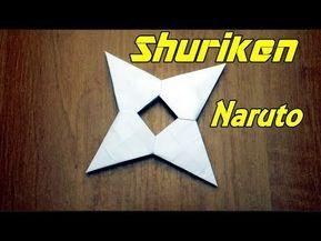 Origami Ninja Star - YouTube | 217x289