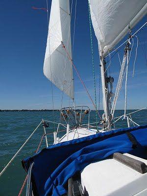 Sailboat Rope Clamp