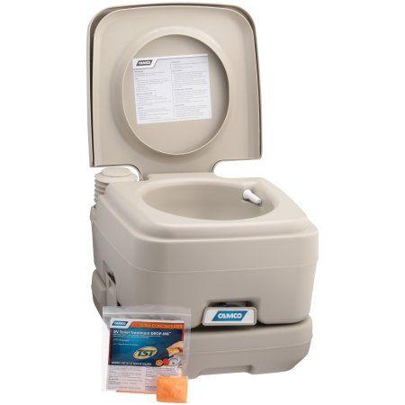Auto Tires Portable Toilet Toilet Outdoor Toilet
