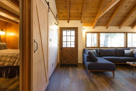 A Rustic Bohemian A Frame Cabin In Big Bear Musings On Momentum A Frame House A Frame Cabin Modern Cabin