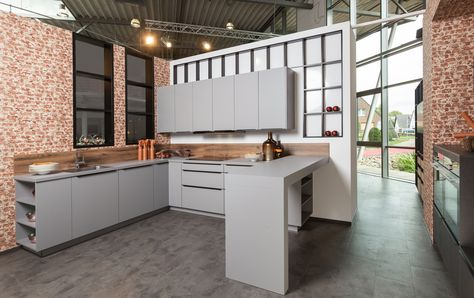 19 best artego keukens images on pinterest contemporary kitchen cabinets contemporary unit kitchens and modern kitchen cabinets - Fantastisch Haecker Lack Matt Schwarz