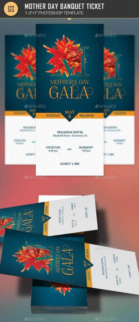 235 best Ticket Print Templates images on Pinterest Print - banquet ticket template