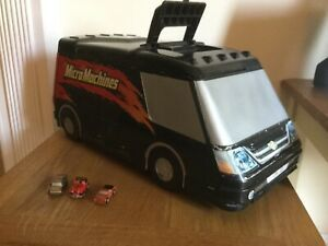 Ambulance Free Postage Micro Machines Good Condition Galoob