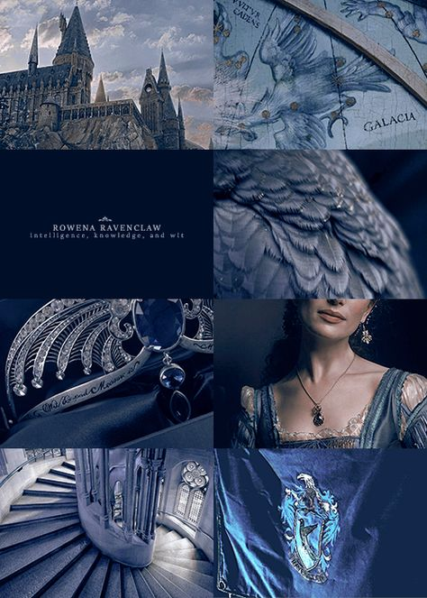 Founders of Hogwarts: Rowena Ravenclaw Harry Potter Tumblr, Harry Potter Room, Harry Potter Pictures, Harry Potter Theme, Harry Potter Fandom, Harry Potter World, Rowena Ravenclaw Diadem, Hogwarts Founders, Wallpaper Harry Potter