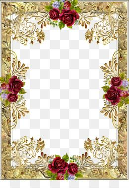 Photo Frame Png Photo Frame Transparent Clipart Free Download Christmas Decoration Pictu Rose Gold Red Picture Frame Christmas Ornaments Paper Flower Decor