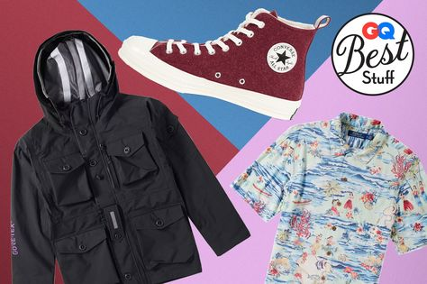lifestyle The 15 Best New Menswear Items...