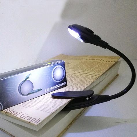 Best Clip On Book Lights Reviews Ultra Bright Book Light Clip