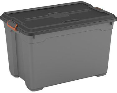 Allzweckbox Cadiz Pro L Dunkelgrau Obi Cadiz Und Box