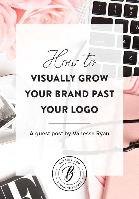 How to Visually Grow Your Brand Past Your Logo