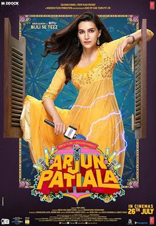 Arjun Patiala 2019 350mb 480p Pdvd Hindi Movie Hindi Movies Patiala New Upcoming Movies