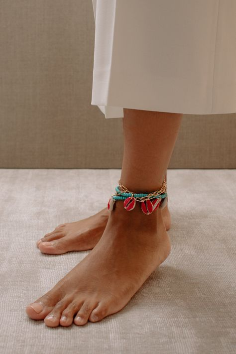 Andy | Anklet