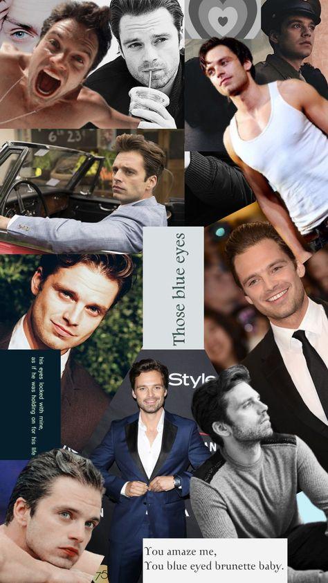 Sebastian Stan iPhone Wallpaper